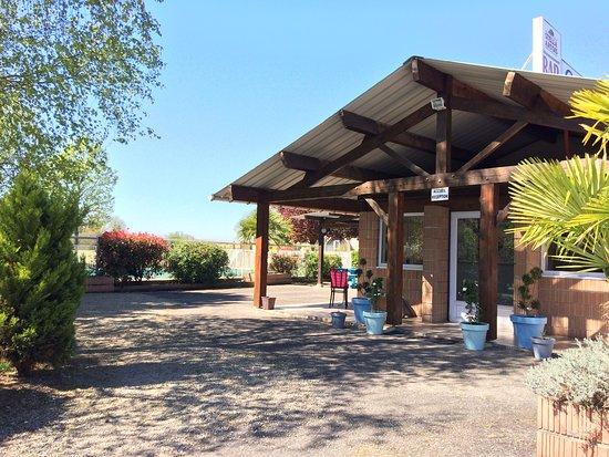 Avanton, France: Réception du Camping du Futur