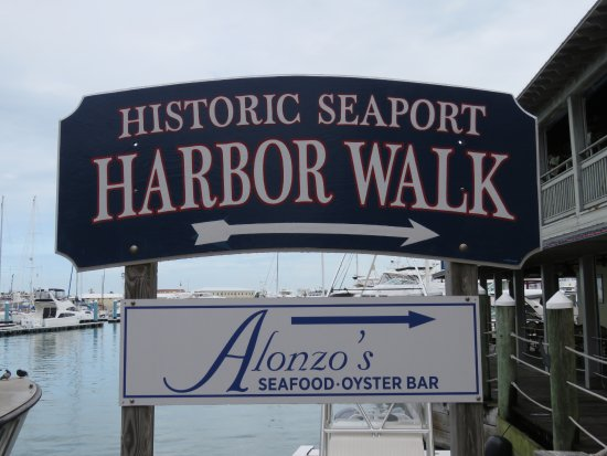 Key West Historic Seaport Photo