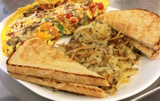 Terry's Comfort Food with Attitude : Omlette mmmmmm