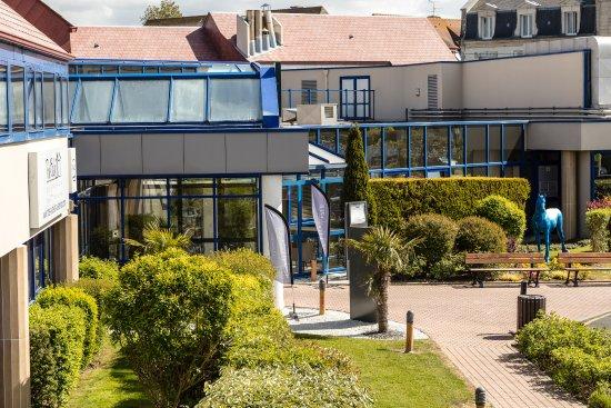 Suite cote ville photo de riva bella hotel ouistreham - Chambre d hotes ouistreham riva bella ...