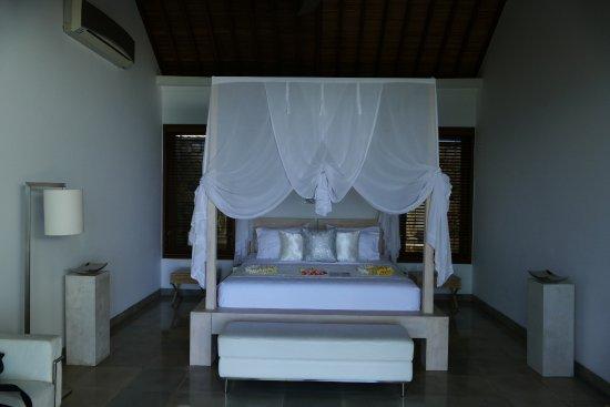 Shunyata Villas Bali: Sehr gemütlich!