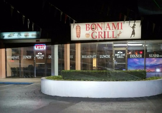 Kosher Restaurant Hollywood Florida Bon Ami Grill Picture