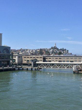 San Leandro, CA: San Francis o from Ferry