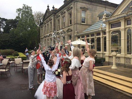 North Kilworth, UK: Wedding Party