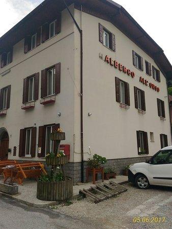 Malborghetto-Valbruna, Italia: Hotel All'Orso