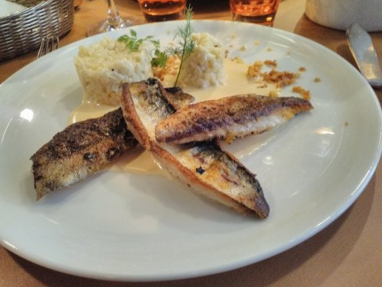3 poissons a la plancha et sa garniture picture of cote for Poisson a la plancha