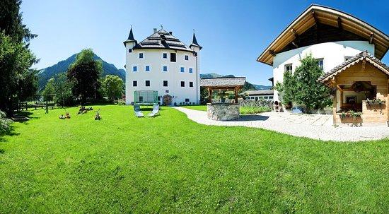 Maishofen, Áustria: Saalhof Castle
