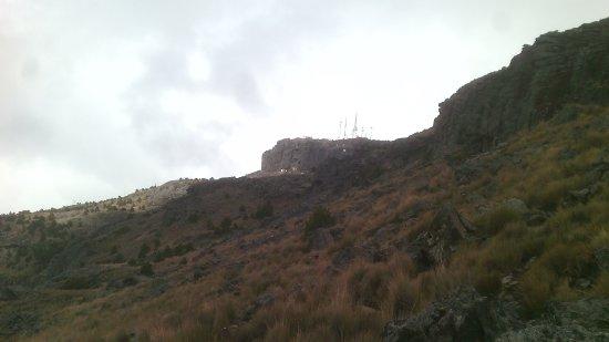Otra vista de Cofre de Perote