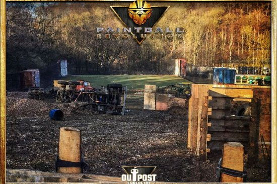 Paintball Revolution Outpost