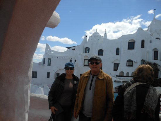 Club Hotel Casapueblo: dependências internas