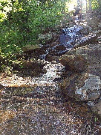 Muskogee, OK: waterfall