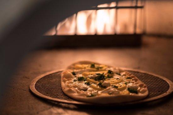 Fiorenzo Italian Steakhouse: Brick Fired Pizza Oven