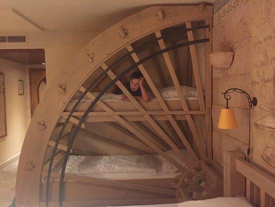 Hotel Colosseo Zimmer Ausblick Abendshow Bild Von Hotel