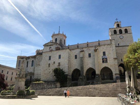 Cathedral Santander: Catedral de Santander.