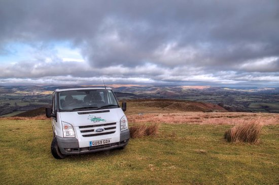 Cilmeri, UK: Get closer to the Welsh countryside with Welsh Overland Safari