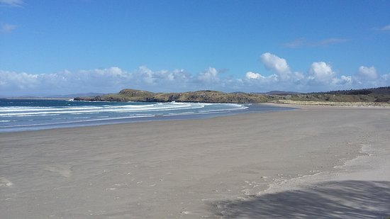 Dunfanaghy, Irlanda: Marble Hill Strand