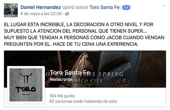 Terraza Toro Picture Of Toro Santa Fe Mexico City