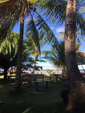 Morere, BA: Restaurante Paraíso - 2ª Praia de Moreré