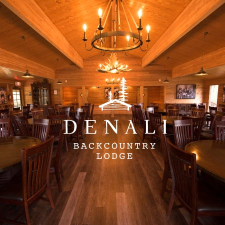 Denali Backcountry Lodge : Miners Day Lodge for lunch or gatherings