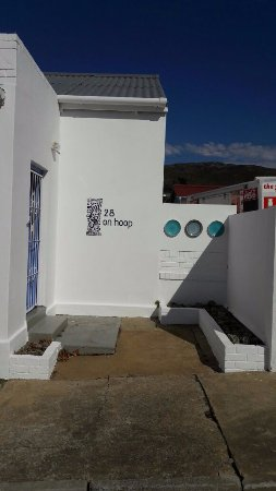 Bredasdorp, Sudafrica: Main Entrance
