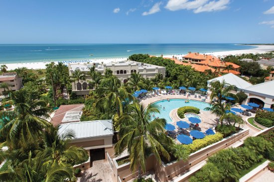 Marco Beach Ocean Resort: Picturesque views overlooking the Gulf of Mexico