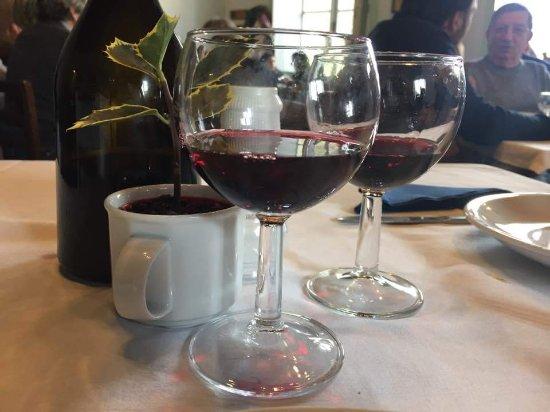 Trattoria Da Armando: il vino della casa
