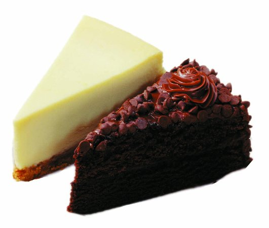 Athens, Алабама: We deliver dessert too! Featured here are our NY Style Cheesecake & Death by Chocolate Cake.