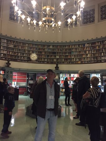 Naval Observatory: Library