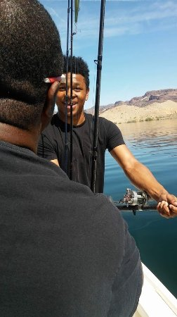 Las vegas fishing charters nv updated 2018 top tips for Fishing las vegas