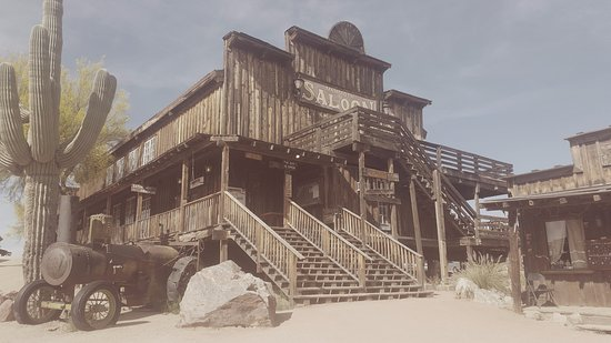 Apache Junction, AZ: The Saloon