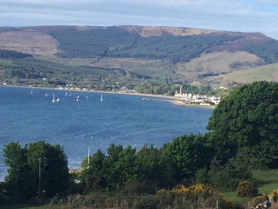 Glenisle Hotel Arran Reviews