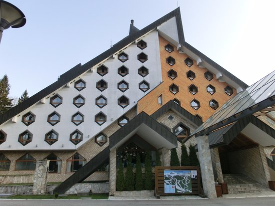 Bianca Resort & Spa : Bianco Resort & Spa har spesiell arkitektur