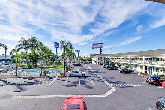 Motel 6 garden grove californie voir les tarifs et for Motel bas prix