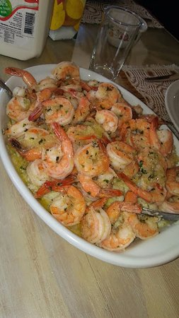 Sea Cruise Villa: Prepared by Tamara! Shrimp & grits! AMAZING