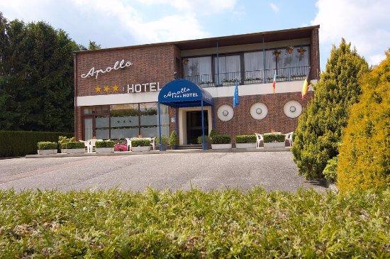 Zutendaal, Bélgica: Vooraanzicht
