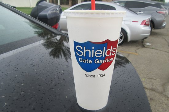 Date Shake, Shields Date Garden, Indio, Ca