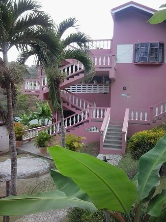 Top Ranking Guesthouse: Main entrance