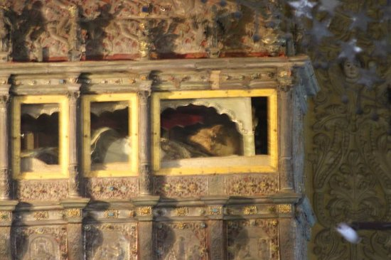 Image result for francis xavier tomb