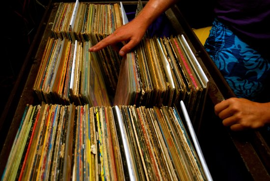 Little Havana: Biggest vinyl selection on the island! Be your own DJ during Vinyl Night.
