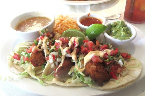 Very Good fIsh Tacos, The Cafe at Shields, Indio, Ca