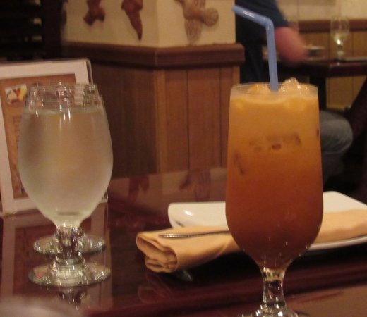 Somerset, NJ: thai tea