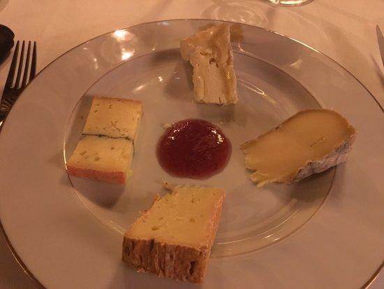 Augerville-la-Riviere, Frankrike: Fromages