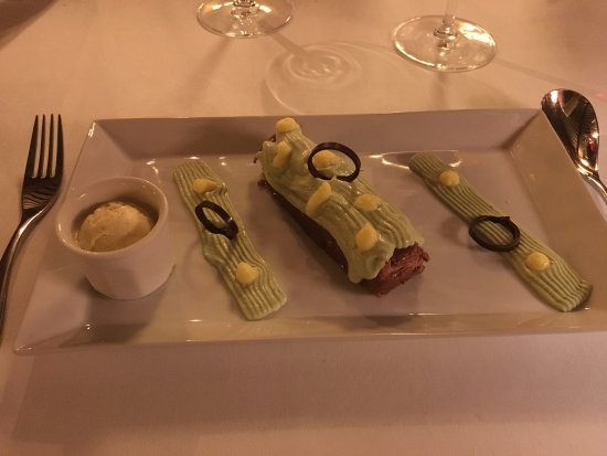 Augerville-la-Riviere, Frankrike: Dessert