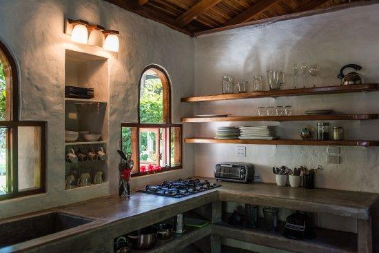 Pavones, Κόστα Ρίκα: Chef's Kitchen