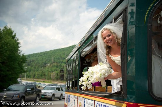 Wolfeboro, NH : Molly & the Bride