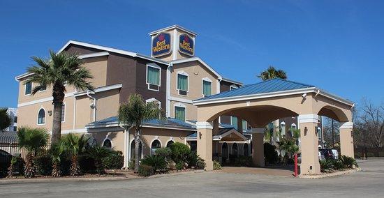 Best Western Heritage Inn: HOTEL EXTERIOR SIDE
