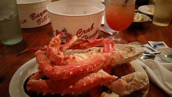 Bayou Bill S Crab Panama City Beach