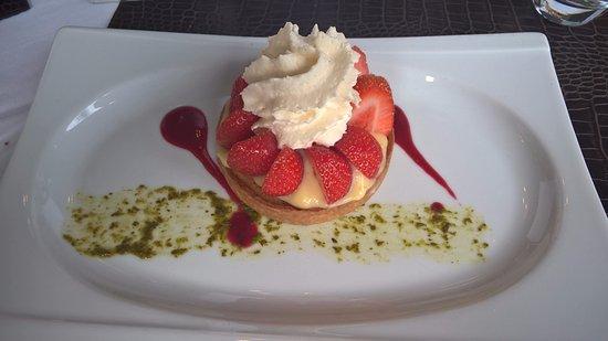 Restaurant du golf de domont en terrasse photo de for Restaurant domont 95330