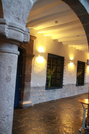 Novotel Cusco: hall