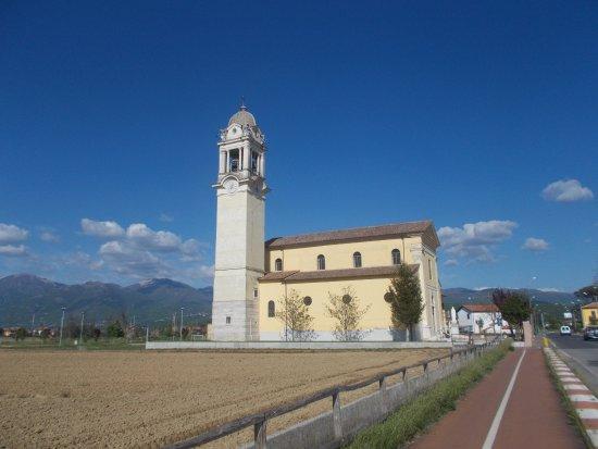 Chiesa di Santa Barbara in Agro